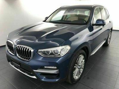 gebraucht BMW X3 xDrive 20d Luxury Line