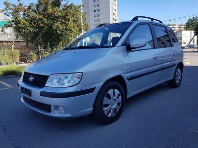 gebraucht Hyundai Matrix 1.8i 16V Premium Automatic
