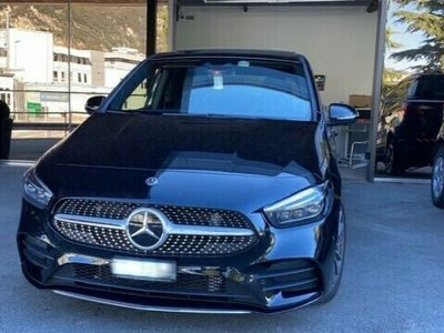 gebraucht Mercedes B250 4Matic AMG Line