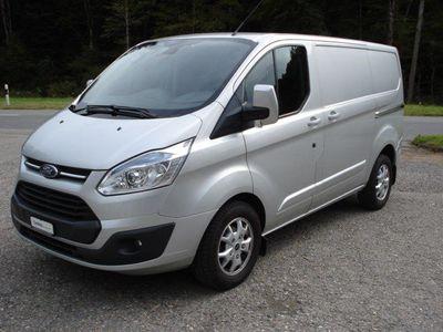 gebraucht Ford Custom TransitVan 270 L1H1 Limited