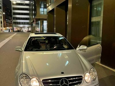 gebraucht Mercedes CLK280 CLK Mercedes CLK 280 Grand Edition CH Fahrzeug! CLK MercedesGrand Edition CH Fahrzeug!