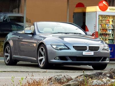 gebraucht BMW 650 Cabriolet