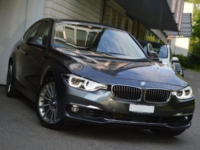 gebraucht BMW 320 i xDrive Luxury Line Steptronic I FACELIFT I EURO 6 I
