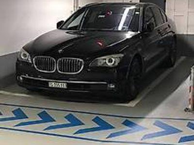 gebraucht BMW 750 i