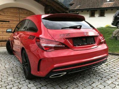gebraucht Mercedes CLA250 Shooting Brake Sport 4Matic 7G-DCT