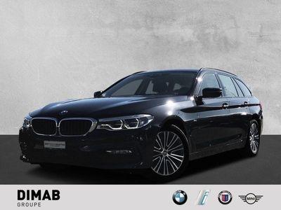 gebraucht BMW 520 5er d xDrive TouringSport