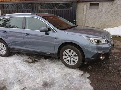 gebraucht Subaru Outback 2.0