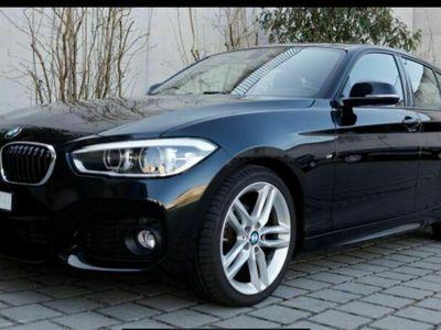 gebraucht BMW 118 1er d F20 LCI M-Sportpaket