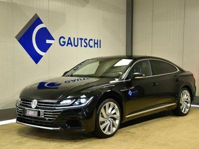 gebraucht VW Arteon 2.0 TSI BMT R-Line 4Motion DSG