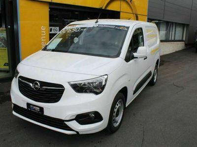 gebraucht Opel Combo Cargo 2.4 t XL 1.5 CDTi Enjoy S/S