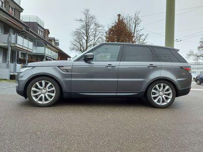 gebraucht Land Rover Range Rover Sport HSE Diesel