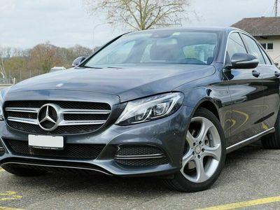 gebraucht Mercedes C200 C-KlasseSwiss Star Edition Avantgarde 7G-Tronic