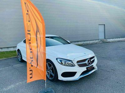 gebraucht Mercedes C200 AMG Line Coupé 7G-Tronic