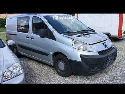 gebraucht Peugeot Expert Expert pegeout2,0 diesel