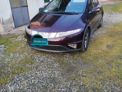 gebraucht Honda Civic Civic vendoper export, targhe italiane