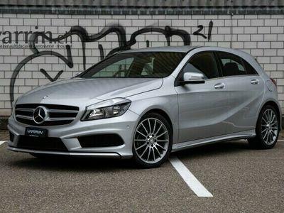 gebraucht Mercedes A200 AMG Line 7G-DCT