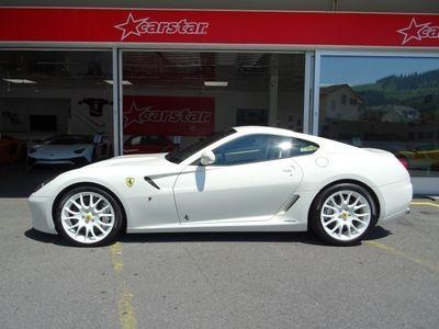 gebraucht Ferrari 599 GTB White Edition