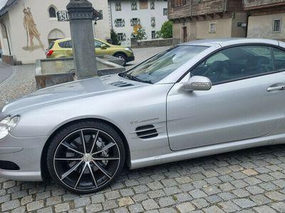 gebraucht Mercedes SL55 AMG SL MERCEDESAMG