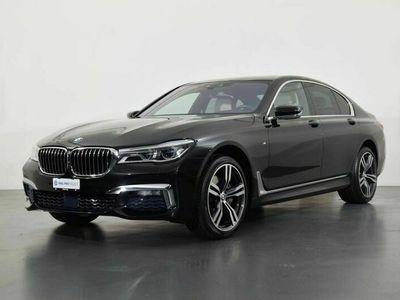 gebraucht BMW 740 d xDrive SAG