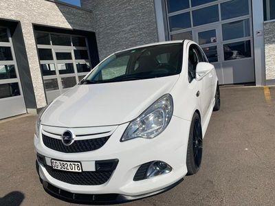 gebraucht Opel Corsa Corsa Einzigartiger Gepflegter, SchnellerOPC