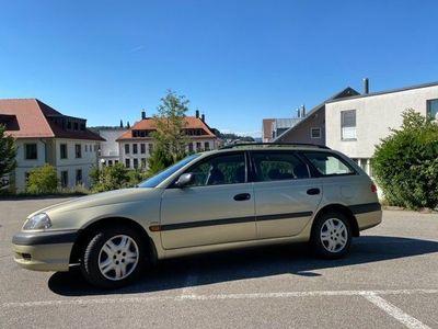 gebraucht Toyota Avensis Avensis Sehr schöner nichtraucher Auto, Klima.