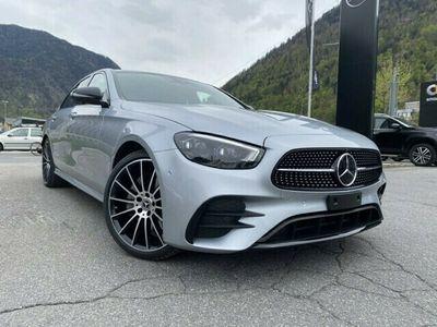 gebraucht Mercedes E300 AMG Line 4matic