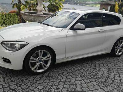 gebraucht BMW M135 1er Sehr schönerxDrive Steptronic320 PSAllrad8 fachSD