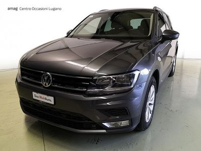 gebraucht VW Tiguan 1.4TSI Comfortline 4Motion DSG