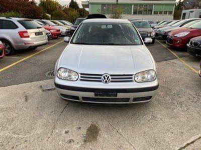 gebraucht VW Golf 2.0 Comfortline