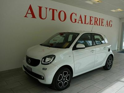 gebraucht Smart ForFour passion twinmatic
