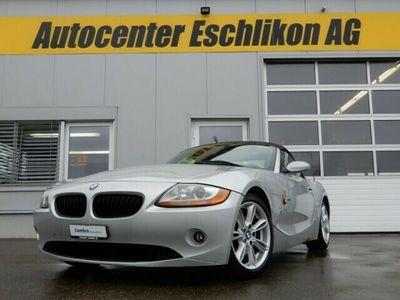 gebraucht BMW Z4 Z85 Roadster 3.0i