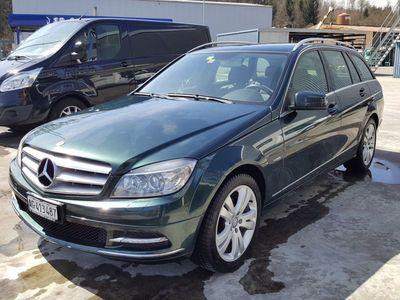 gebraucht Mercedes C220 C-Klasse MercedesCDI BlueEfficency Euro 5