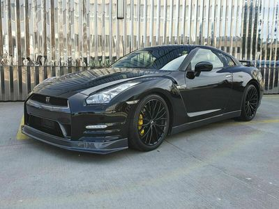 gebraucht Nissan GT-R GT-R 3.8 V6 Biturbo Black Edition3.8 V6 Biturbo Black Edition