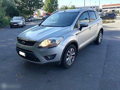 gebraucht Ford Kuga 2,0 TDCI 4X4/AB MFK 1-2020
