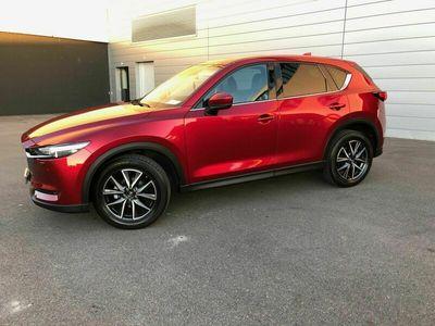 gebraucht Mazda CX-5 CX-7Skyactiv-G 194 ps AWD / Benziner / 36.000km