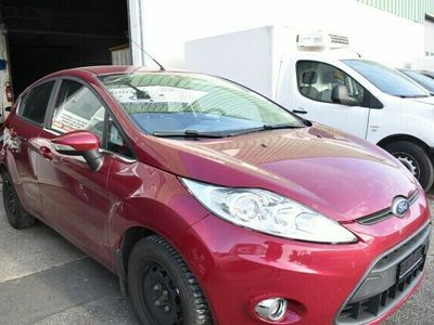 gebraucht Ford Fiesta 1.6 16V Titanium