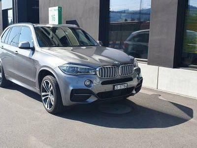 gebraucht BMW X5 M50D 381PS