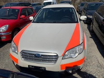 gebraucht Subaru Outback 2.5i AWD Swiss