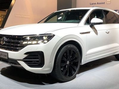 gebraucht VW Touareg 3.0 V6 TDI SCR 4MOTION R-Line