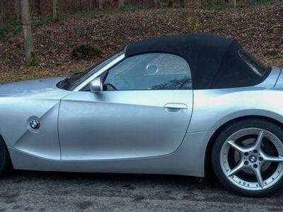 gebraucht BMW Z4 3.0i Cabriolet E85