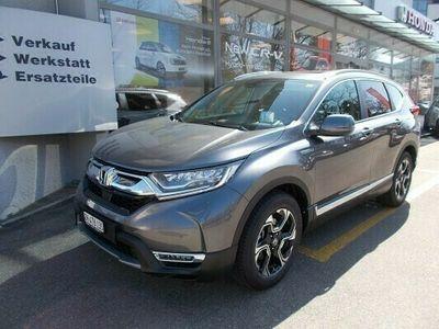 gebraucht Honda CR-V 2.0i MMD Executive Hybrid 4WD