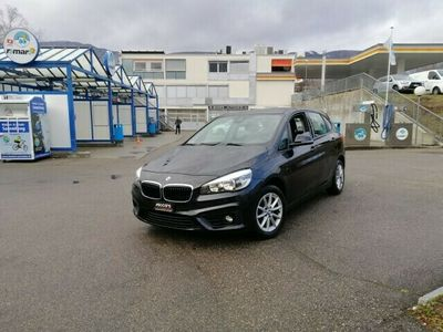 gebraucht BMW 220 Active Tourer  i Steptronic mit Navigation + Tempomat