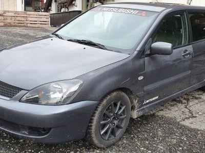 gebraucht Mitsubishi Lancer 2.0 Intense (Sport) Wagon
