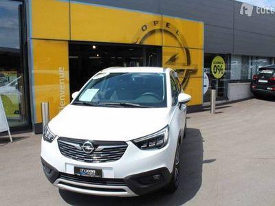 gebraucht Opel Crossland X 1.2 T 130 Excellence S S