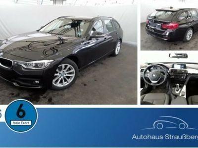 gebraucht BMW 320 d xDrive Touring NP:65.000 -€ AHK LED