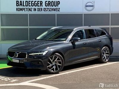 gebraucht Volvo V60 T6 Momentum AWD Geartronic
