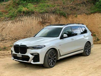 gebraucht BMW X7 xDrive M50d Steptronic