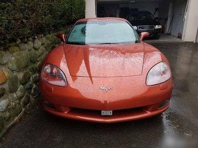 gebraucht Chevrolet Corvette Magnifique C6 de première main