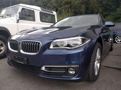 gebraucht BMW 528 i Touring xDrive Luxury Line Steptronic