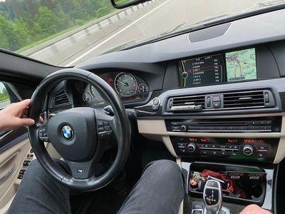 gebraucht BMW 530 d xDrive Touring Steptronic